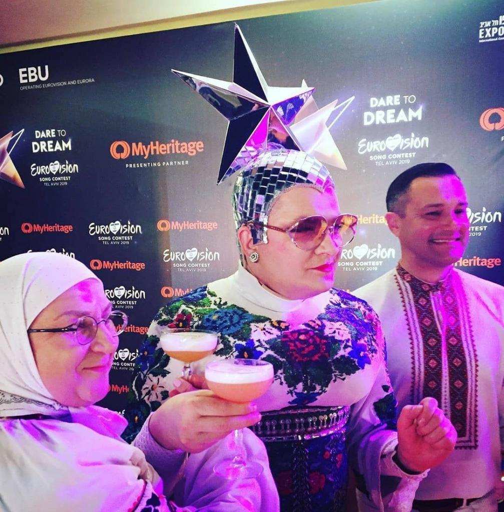 Андрей Данилко опроверг слухи о своей ориентации и показал любимую