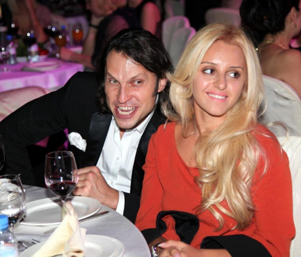 Сейчас Александр Ревва и его жена блещут красотой, но какими они были без денег