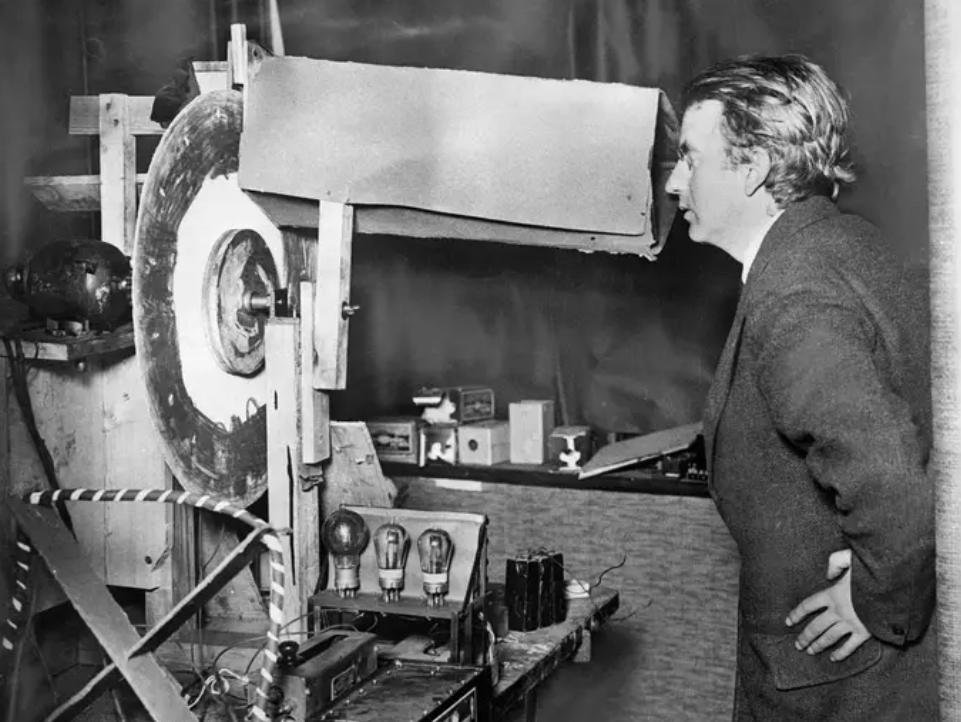 форма фото изобретателей телевизора девяностые годы