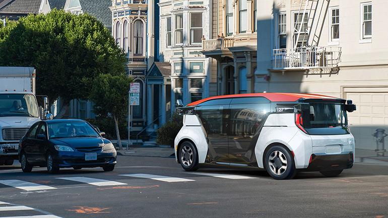 Cruise, дочерняя компания General Motors, представляет беспилотный автомобиль Origin: продукт многолетнего сотрудничества с компанией Honda