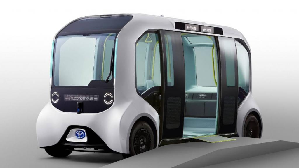 Воздушные такси, автономное вождение: как могут выглядеть наши поездки в 2030 году