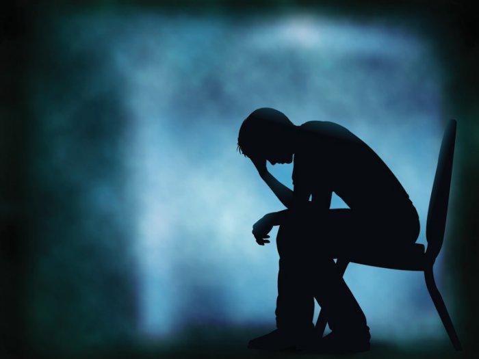 Депрессивные люди живут меньше