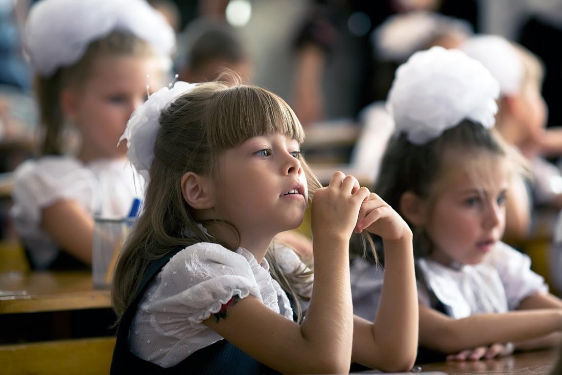 красивые фото первоклашек в классе надежды бабкиной диагностировали
