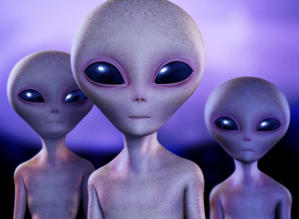 Инопланетяне занимаются сексом с женщинами