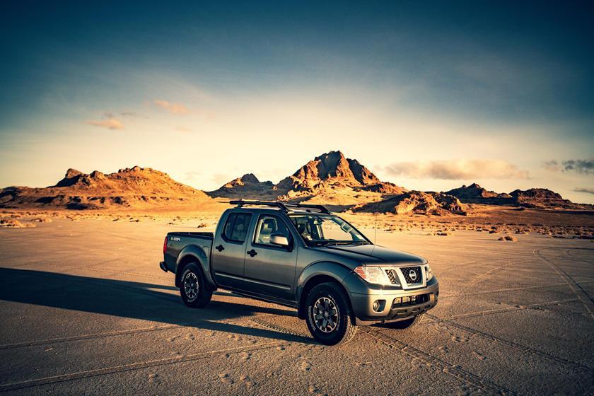 Совершенно новый двигатель и трансмиссия: в 2020 году Nissan Frontier выйдет с самым важным обновлением