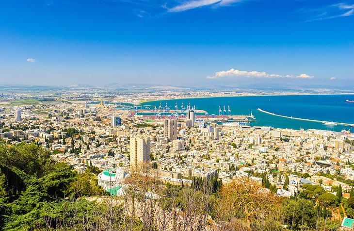 Известные достопримечательности города Хайфы: почему местные жители так горядтся храмом Бахая