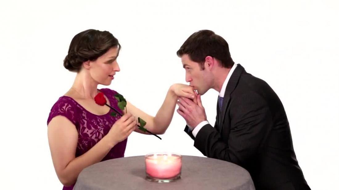 если парень целует в первый день знакомства