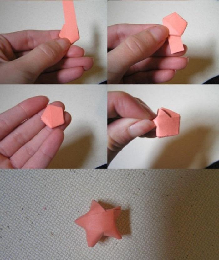 Бумажные звезды в бутылке: простое оригами, которое может стать приятным подарком или милой традицией