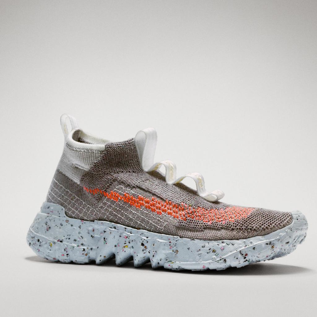 Новая коллекция обуви из мусора. Компания Nike удивляет своей продукцией