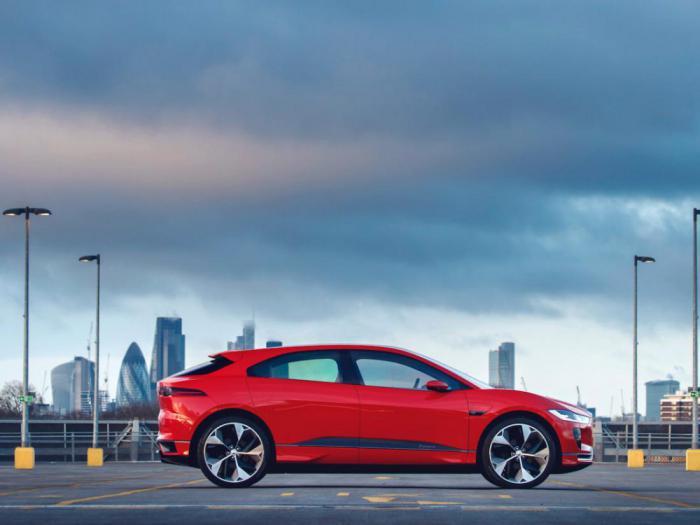 Компания «Ягуар» выпустит свой первый электромобиль уже в 2018 году!