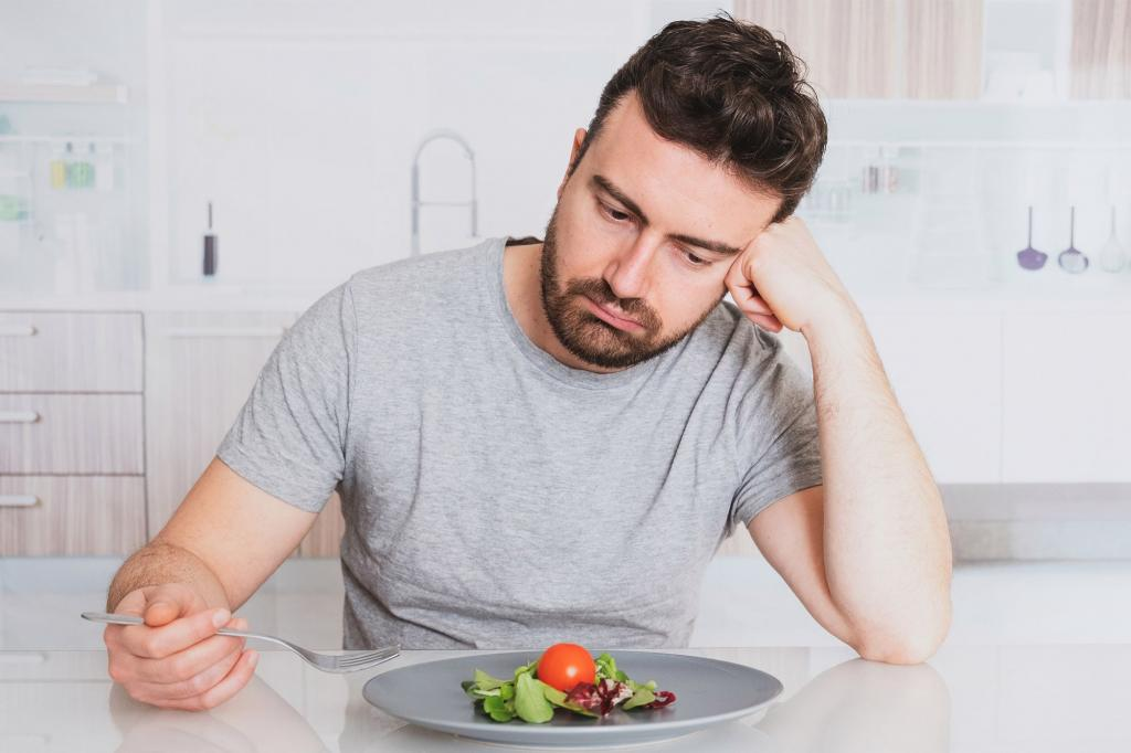 Плохой Аппетит Похудение Причины. 10 опасных причин резкого снижения веса