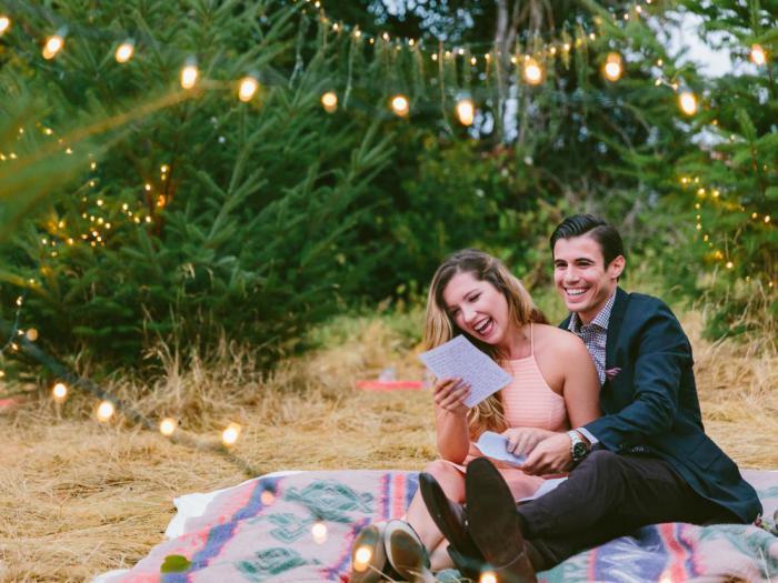 Как сделать предложение девушке: невероятные идеи