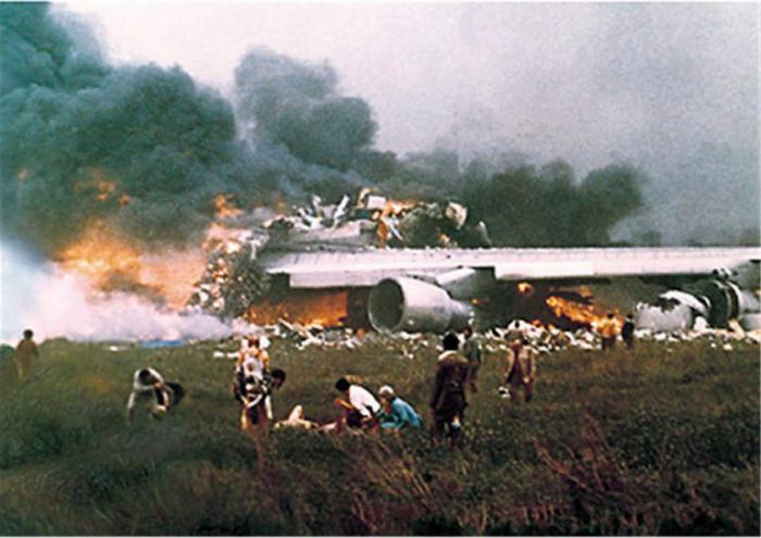10 самых ужасных авиакатастроф в истории