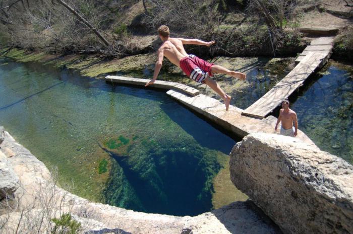 самые опасные водоемы