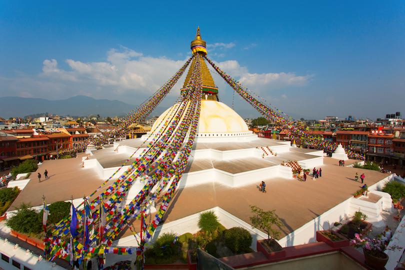 Чем заняться в Катманду: посетить Храм обезьян и еще 9 способов развлечься в столице Непала