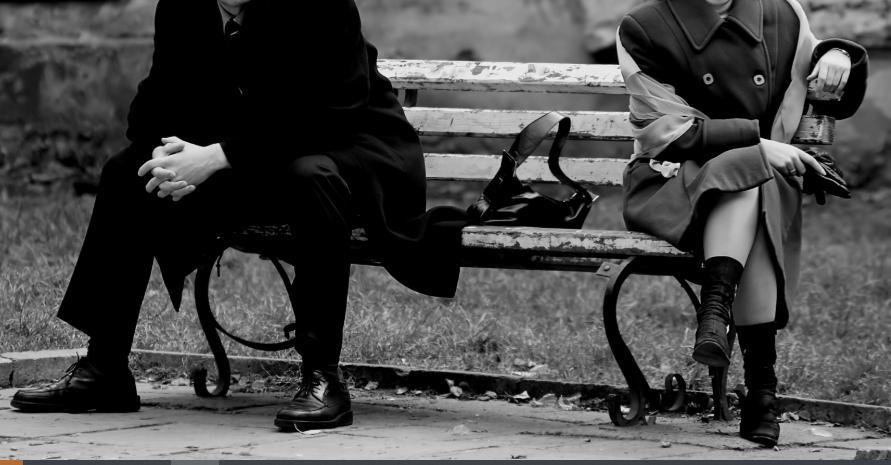 Устав терпеть жадного и неверного мужа, Анна ушла от него с ребенком на руках и копейками в кармане. Они встретились через 4 года