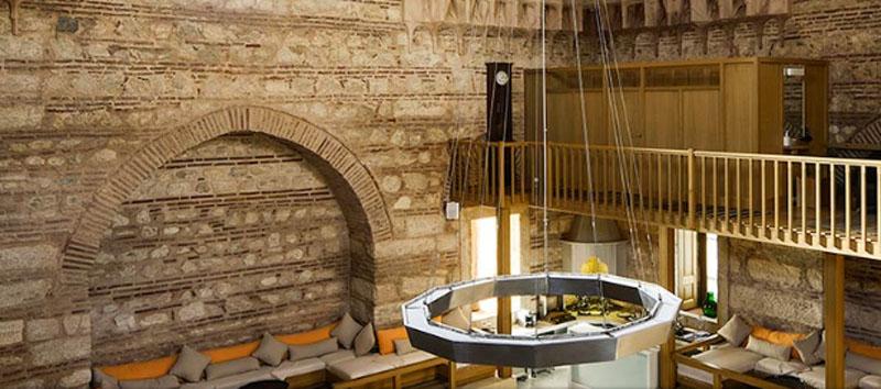 Многовековые бани Стамбула - в Турции после реставрации открыли старинный хаммам 16-го века