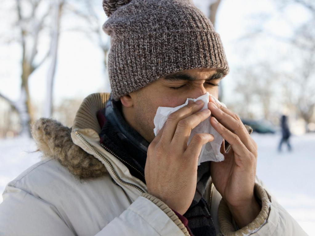 При холодной погоде вирусы не распространяются? Оказывается, наоборот