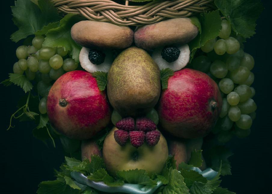 картинки из фруктов лицо позволит подобрать выгодные