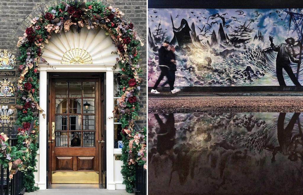"""Бизнес переходит в Интернет: гид транслирует пешеходные прогулки по """"неизвестному"""" Лондону из своей квартиры"""