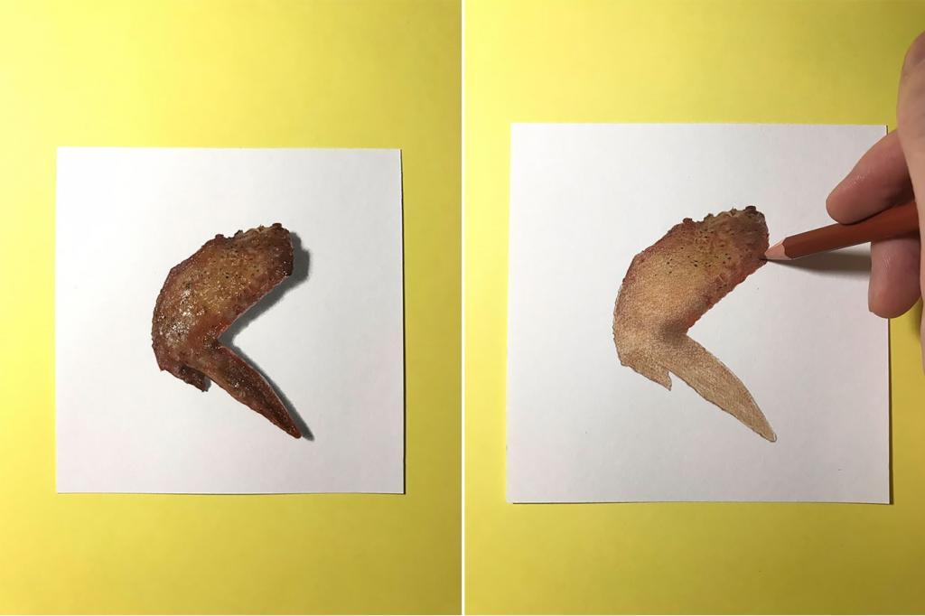 Японский художник создает реалистичные рисунки, которые словно оживают