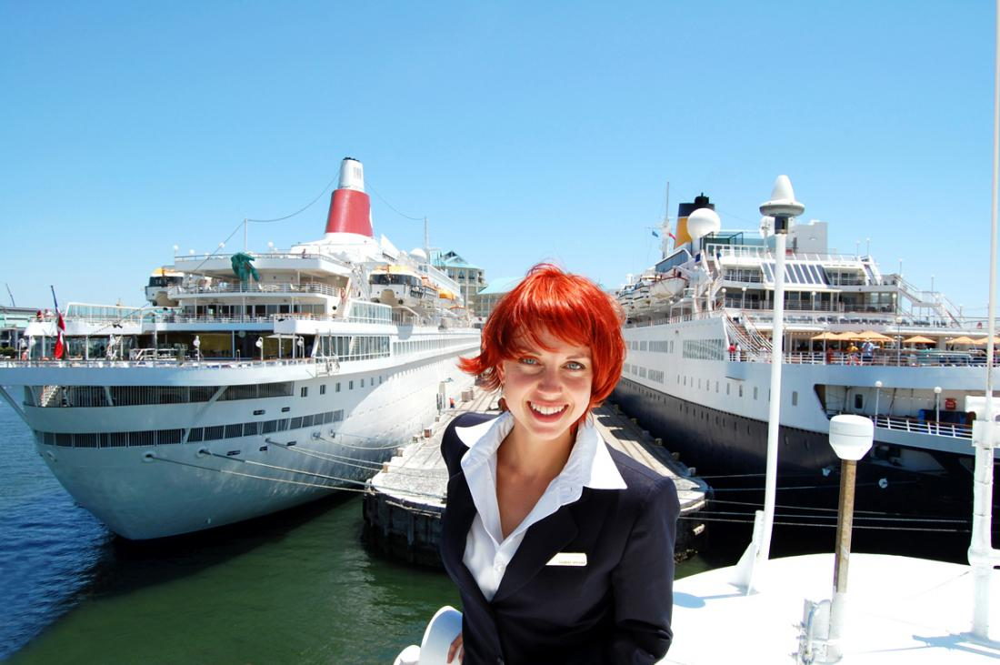 работа фотографом на круизном лайнере вакансии вспомнить