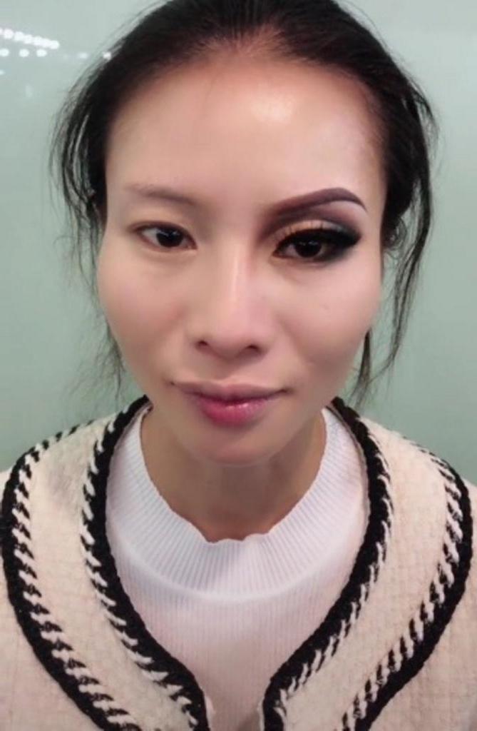Неприметную девушку накрасили, и она стала яркой красоткой: фото до и после