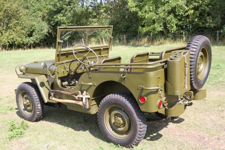 Джип президента: машина Дуайта Эйзенхауэра выставлена на продажу за $200 000