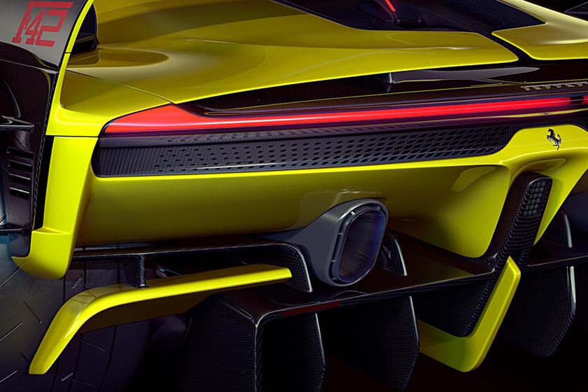 Ferrari заменит LaFerrari чем-то особенным: может быть, это будет творение Чижевски - Ferrari F42