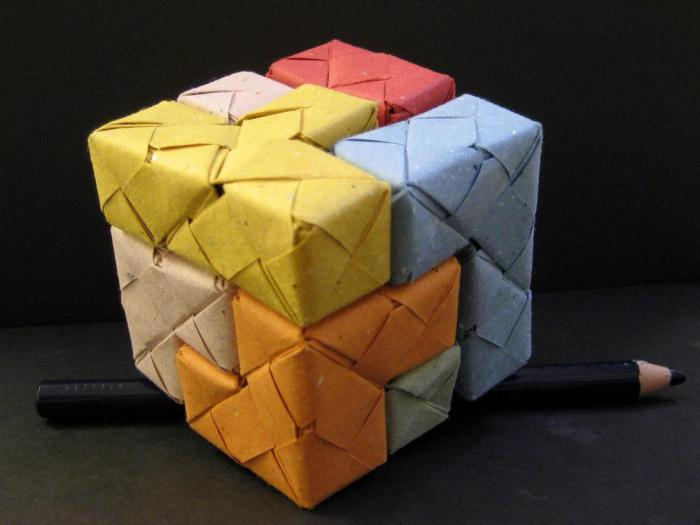 When and who actually invented origami?