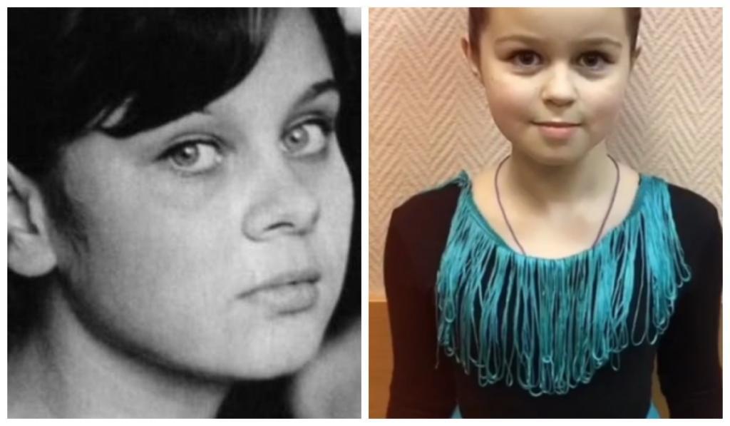 Внучка Любови Полищук все больше похожа на бабушку. Фото красавицы Вари