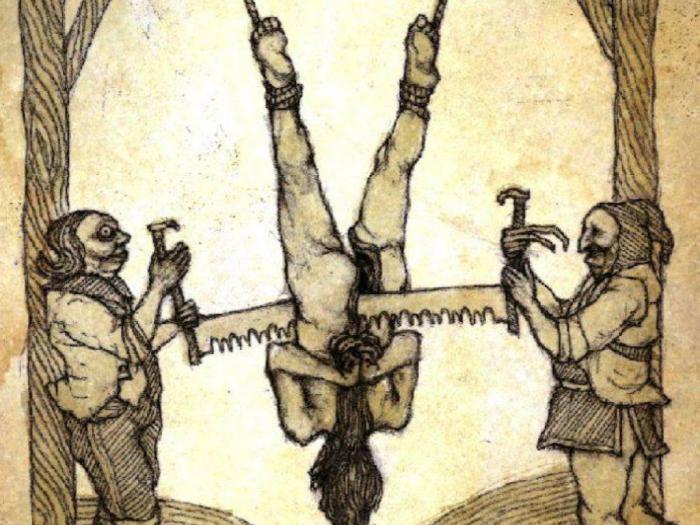 Пытка женщин унижением публичное