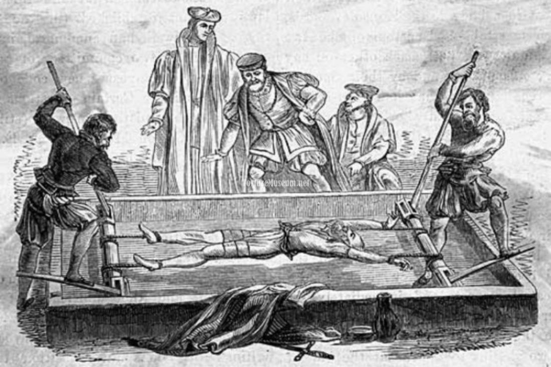 Древние пытки сексуального хараетера