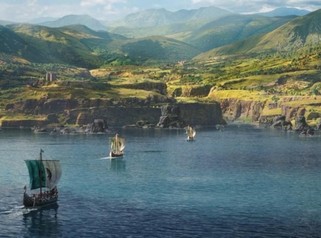 Microsoft показала игры, совместимые с Xbox Series X: в их число вошла долгожданная Assassin's Creed: Valhalla
