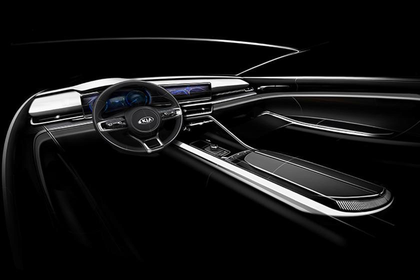 В Сеуле прошла презентация нового поколения седана Kia K5: имя Kia Optima заменили?