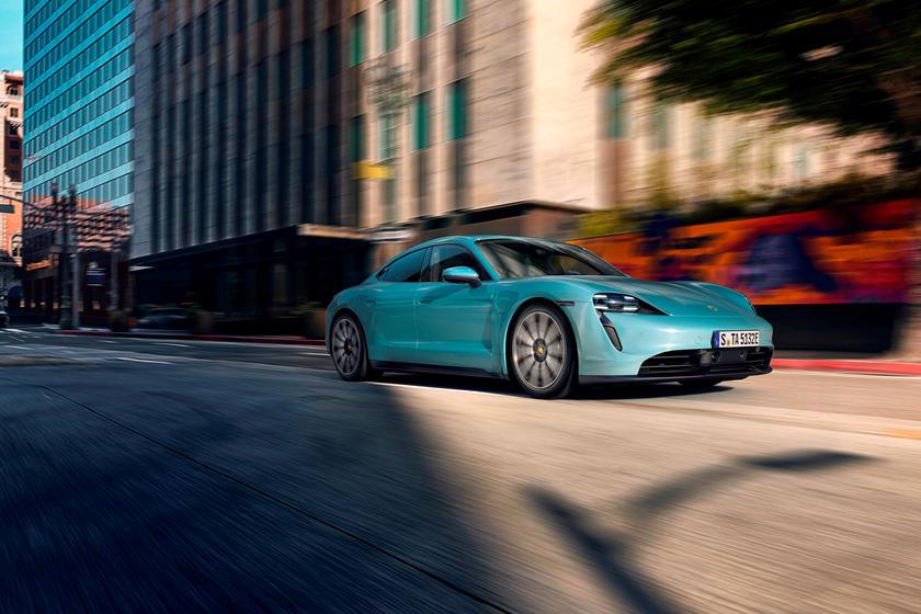 Новый электрический кроссовер, основанный на концепции Imagine: Kia бросает вызов Porsche Taycan