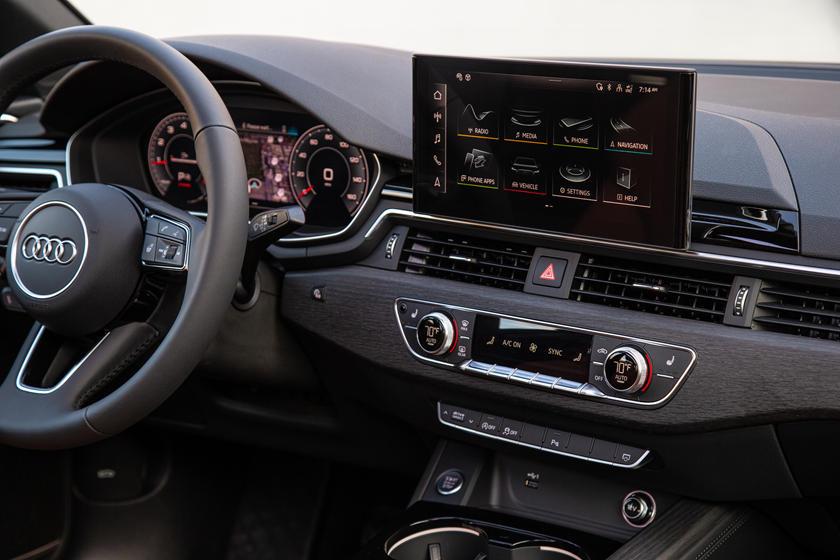 Audi обновляет все модели 2021 года: они будут включать в себя информационно-развлекательные технологии третьего поколения MIB 3