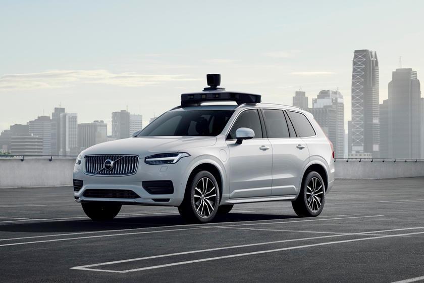 Первая полностью автономная система для автомобильных дорог SPA 2: компания Volvo объявила о крупном прорыве