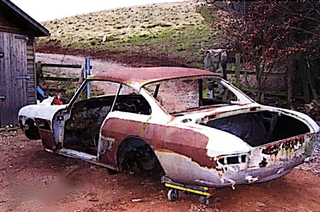 """Они пылились в сараях, гаражах и даже под землей: истории машин """"Феррари"""", которые были сокрыты на десятилетия"""