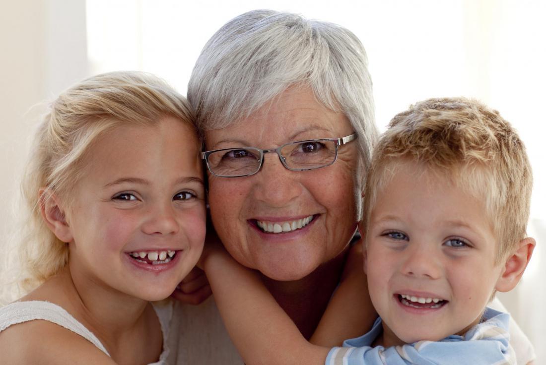 Бабушек хочется заниматься сексом