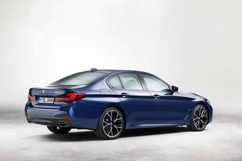 Стала известна дата дебюта 2021 BMW 5 серии Facelift: 27 мая