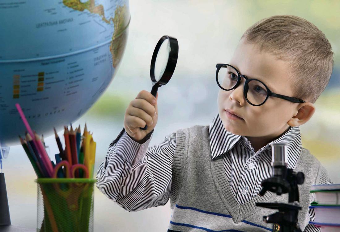 Гениальные дети картинка