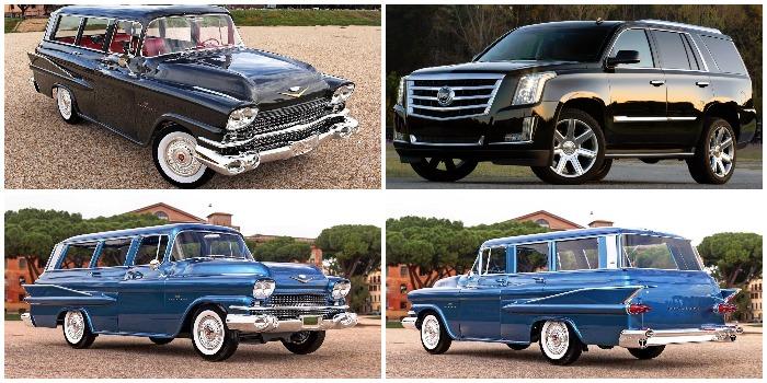 Как бы выглядел Cadillac Escalade, если бы эту машину выпустили с конвейера в 1959 году