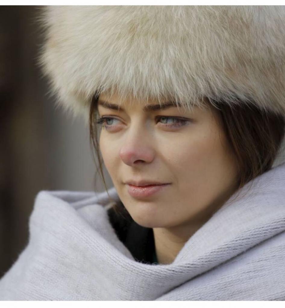 Я сильно удивилась, когда узнала, что Александрова - ненастоящая фамилия актрисы, сыгравшей Екатерину