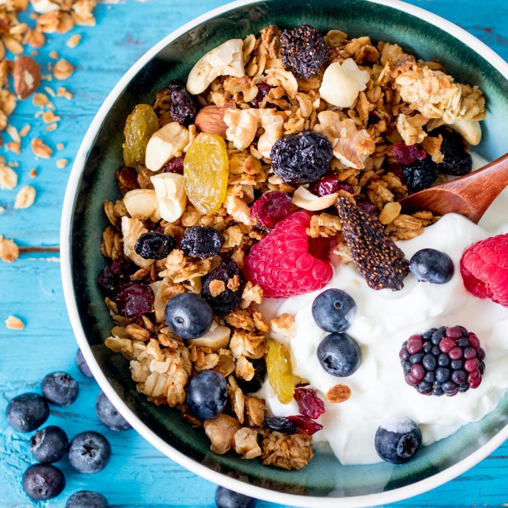 Мюсли Польза Правильное Питание