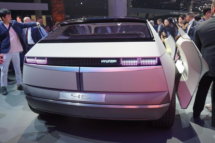 Рендеринг-2021 Hyundai 45 EV: электрический концепт все-таки уйдет в производство, но каким он будет (версия)
