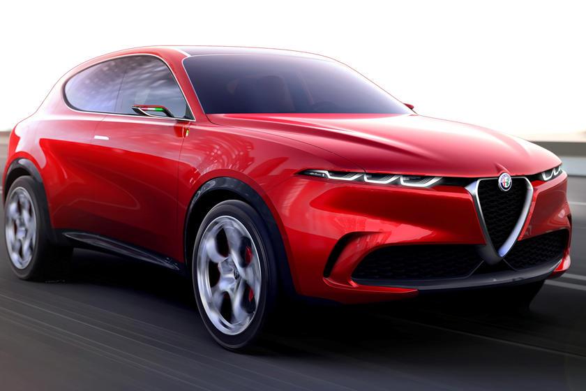 Начата работа над новым внедорожником: в 2022 году появится электрокроссовер Alfa Romeo