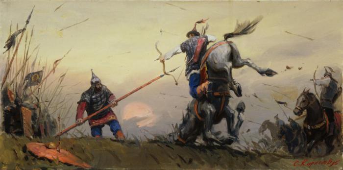 Ордынцы проиграли еще до битвы