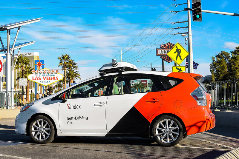 Ученые узнали, что беспилотные авто не так уж безопасны, как мы думали