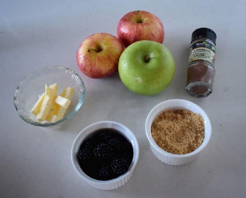 Диета с яблоками печеными